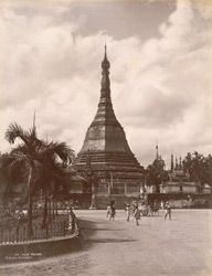 Sulay Pagoda, Rangoon